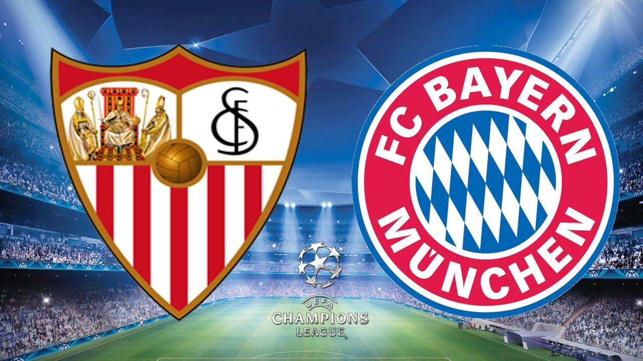 Sevilla vs Bayern Munchen Betting Tips 03.04.2018