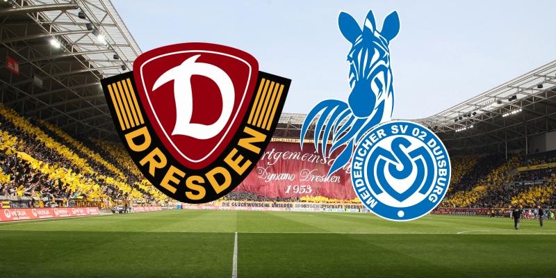 Dynamo Dresden v MS Duisburg